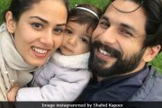 Shahid Kapoor Gives Lessons About Parenting Right