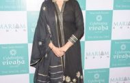 Mariam Khan exhibits her bridal & prêt collection at Celebrating Vivaha Exhibition