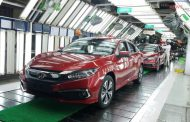 Honda Cars India commences production of All-New 10th Generation Honda Civic in India