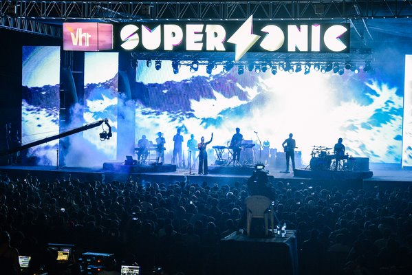 Vh1 Supersonic 2019 Zaps Punekars By The Magic Of Great Music And Experiences!