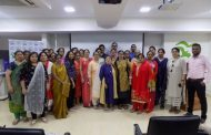 60 Plus Female Teacher's Attend The Awareness Drive On Breast And Cervical Cancer Organized By Zen Hospital