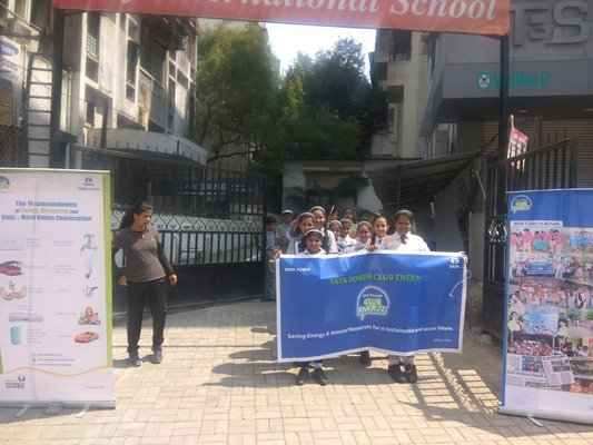 Club Enerji spearheads the energy conservation drive by sensitizing over 5 Lakh students across 12 schools in Pune