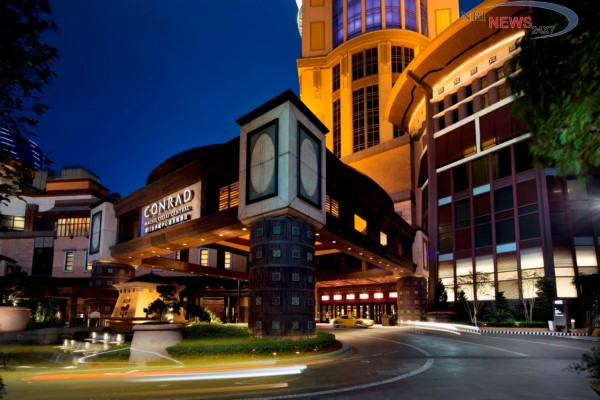 Conrad Macao Named Five-Star Hotel by Forbes Travel Guide in Official 2019 Star Ratings Announcement