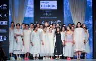 CORCAL BONE & BEAUTY PRESENTED THE ETHEREAL COLLECTION FROM RINA SINGH FORLAKMÉ FASHION WEEK SUMMER/RESORT 2019