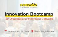 ErehwonInnovation Consulting Announces Innovation Bootcamp 2019