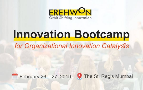 Erehwon Innovation Consulting Announces Innovation Bootcamp 2019