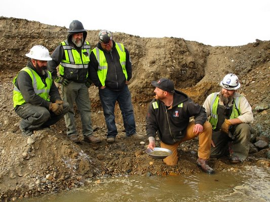 Watch GOLD RUSH On Discovery Channel To Win Gold Every Day
