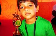 Jay Sanjay Wandre Ranked 2ndin the 1stlevel of national level Abacus competition