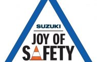 Suzuki Motorcycle India Ushers In The 'Joy of Safety'