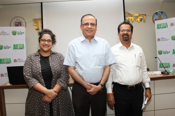 MCGM partners with Animal Planet in its endeavour to sensitize citizens of Mumbai, especially children, about wildlife