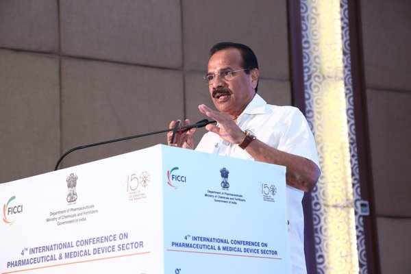 Access to affordable medical care and National Health Protection Scheme, priority of Government: D V Sadananda Gowda