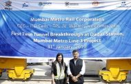 TATA Projects Announces Completion Of 2.47 KM Of TBM Tunnelling From Dharavi To Dadar In 16 Months