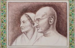 Relive the ideals of Mahatma Gandhi through Art