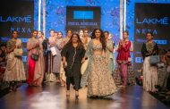 CAPRESE PRESENTED THE EXCITING FUSION COLLECTION BY PAYAL SINGHAL ATLAKMÉ FASHION WEEK SUMMER/RESORT 2019