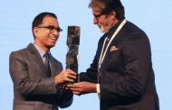T S Kalyanaraman, CMD, Kalyan Jewellers honoured with special award at 44th IAA World Congress