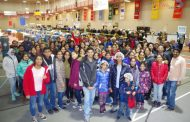 Chicago Telugu Association helps Feed Hungry Children
