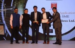 Garware Technical Fibres recognised by 'The Economic Times Polymers Awards 2019' for its V2 net innovation
