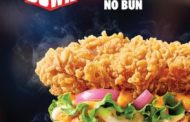No bun intended - KFC India's Double Down all-chicken no bun burger is here!