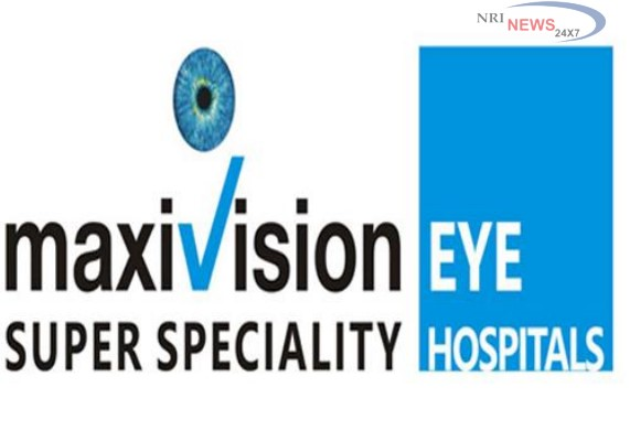 MaxiVision celebrates 23rd anniversary Announces 23 Free cataract surgeries for the Poor