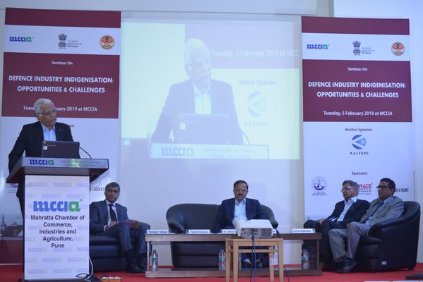 Seminar on Defence Industry Indigenisation: Opportunities & Challenges