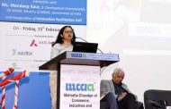 Mandeep Kaur, Jt. Development Commissioner, DC-MSME, GOI At The MSME Loan Mela