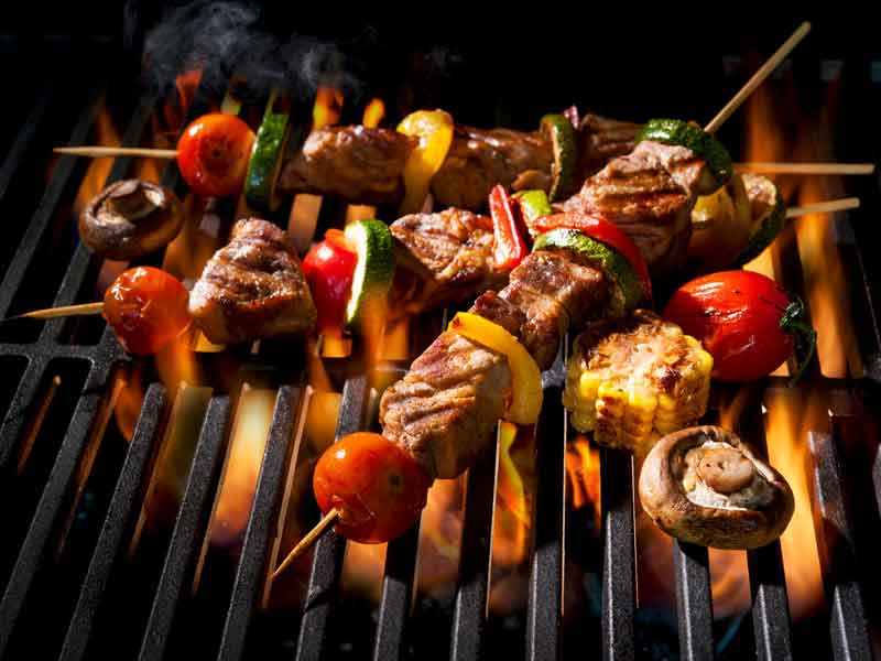 Savour sizzling grills and barbeque at Novotel Pune Nagar Road