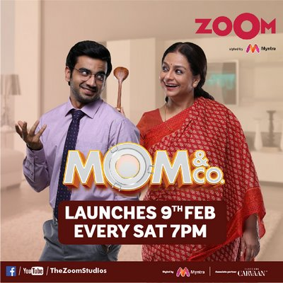 The Zoom Studios announces its fourth original 'Mom & Co.'