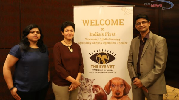 First Veterinary Ophthalmology Clinic Launched in Pune