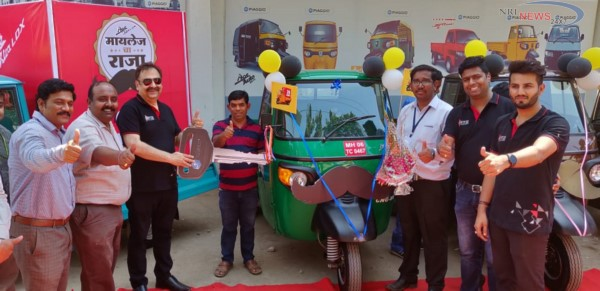 Piaggio Launches 'Mileage Ka Raja' Campaign for Ape' Xtra range of products