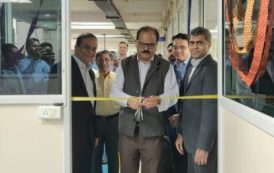 Advanced 3D printing technology along with the new Design Centre inaugurated at Auto Cluster