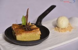 Relish Holi by devouring this delicious dessert from Alila Fort Bishangarh by Chef Rajat Chandra