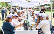 Bank of Melbourne World's Longest Lunch that took place as a part of the Melbourne Food and Wine Festival 2019