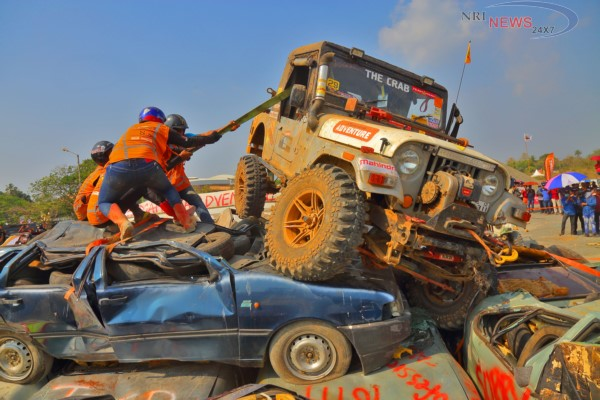 Mahindra Adventure successfully concludes Fourth edition of 'Club Challenge'