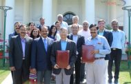 MOU Signed between Indian Space Research Organisation (ISRO) & IIT Roorkee on ISRO-IIT Roorkee Space Technology Cell