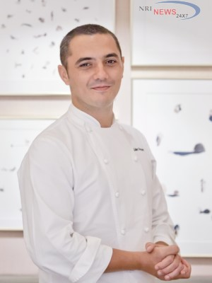 MASTERS OF MARRIOTT BRINGS CELEBRATED CHEF JULIEN ROYER, THE CONNOISSEUR OF MODERN FRENCH CUISINE, TO INDIA