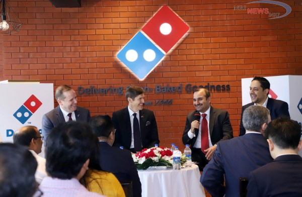 Newly launched Domino's Pizza in Bangladesh breaks the global record in the first week