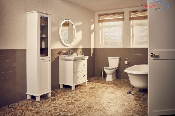 Roca goes vintage with the launch of Carmen bathroom collection