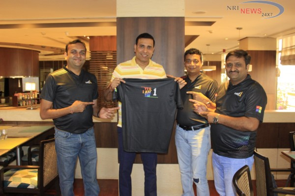imd1 (I Am The 1), on-boards VVS Laxman as a Legend for cricket coaching