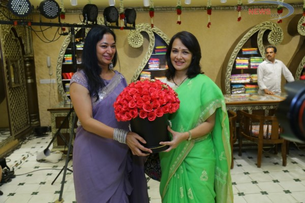 Siddheshwari designer studio launched in Hyderabad