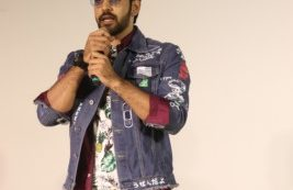 Ankit D Souza - first actor from Andamans to make it to the entertainment industry