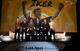 Iker Casillas becomes the first LaLiga Icon