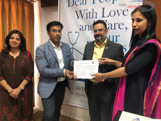 """India's first """"Patient-Doctor Manifesto"""" Released in Mumbai by Association of Medical Consultants"""