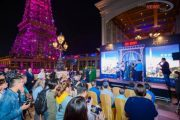 The Parisian Macao's 'Light The Night Run' Charity Vertical Race to Return for 2019