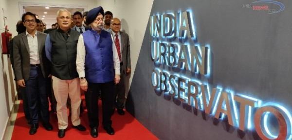 Ministry of Housing & Urban Affairs - Cisco launch Urban Observatory to improve the productivity of cities