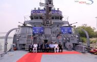 GRSE Delivers 99th& 100thWarships