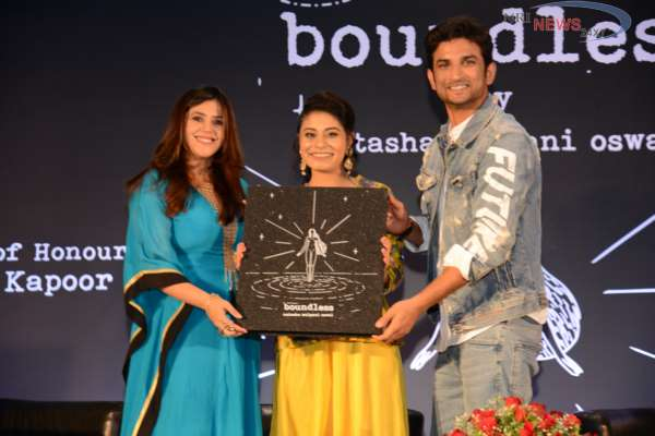 Here's how Sushant Singh Rajput felt a sense of belonging from Natasha Malpani's book Boundless