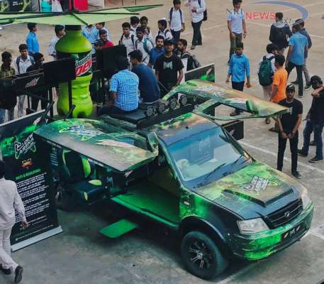 INDIA'S LARGEST GAMING CHAMPIONSHIP DEW ARENA COMES TO PUNE