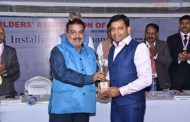 Builders Association of India (BAI) Award Ceremony at Residency Club