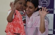 A successful life-saving bone marrow transplant performed on 5 year old with Griscelli syndrome