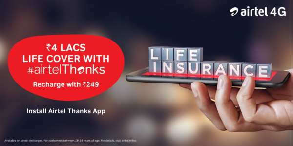 Airtel partners with HDFC Life to build a Financially Secure India, make insurance Affordable and Accessible for all